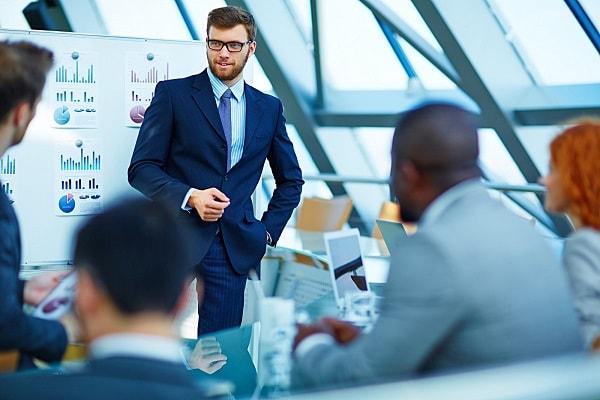 business management resume