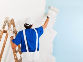 Painting Foreman