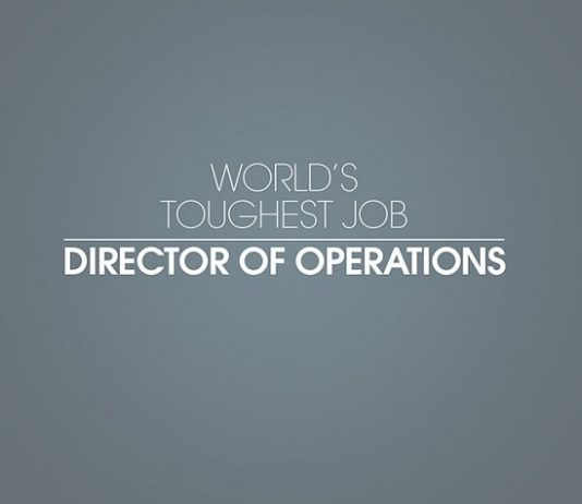 Director Of Operations