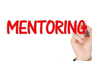finding a mentor is easy as long as you know what you want and how to get it