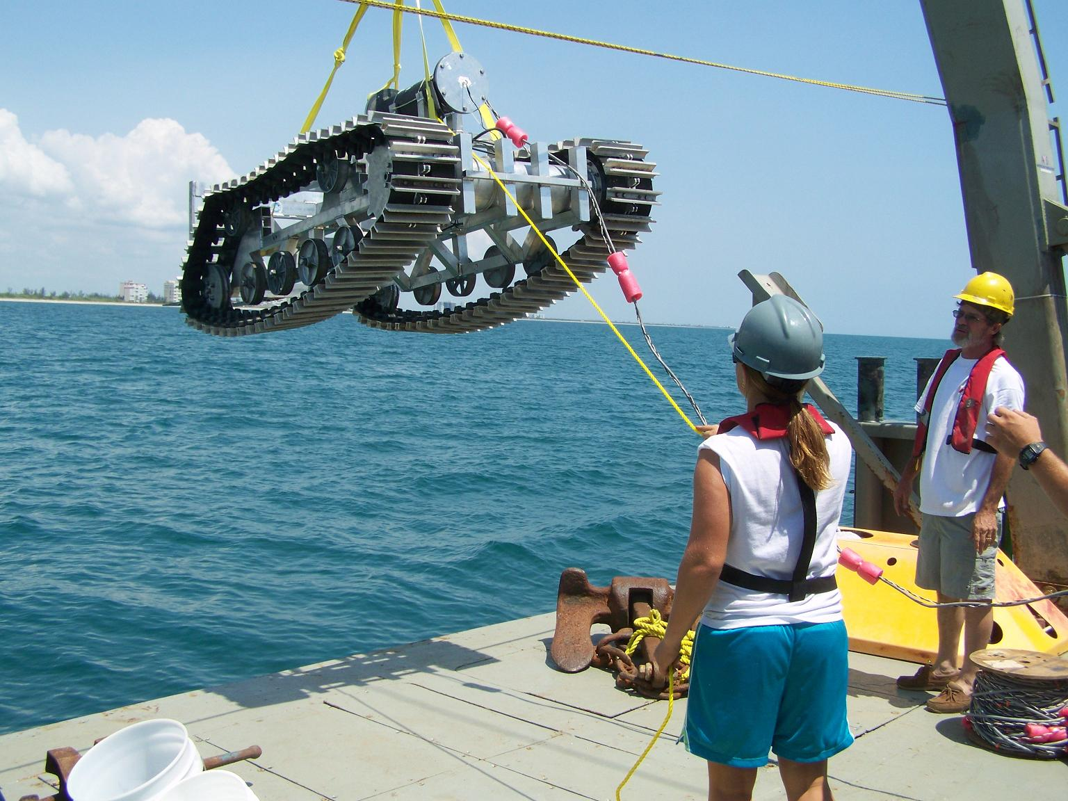 Learn More About the Job of Ocean Engineering
