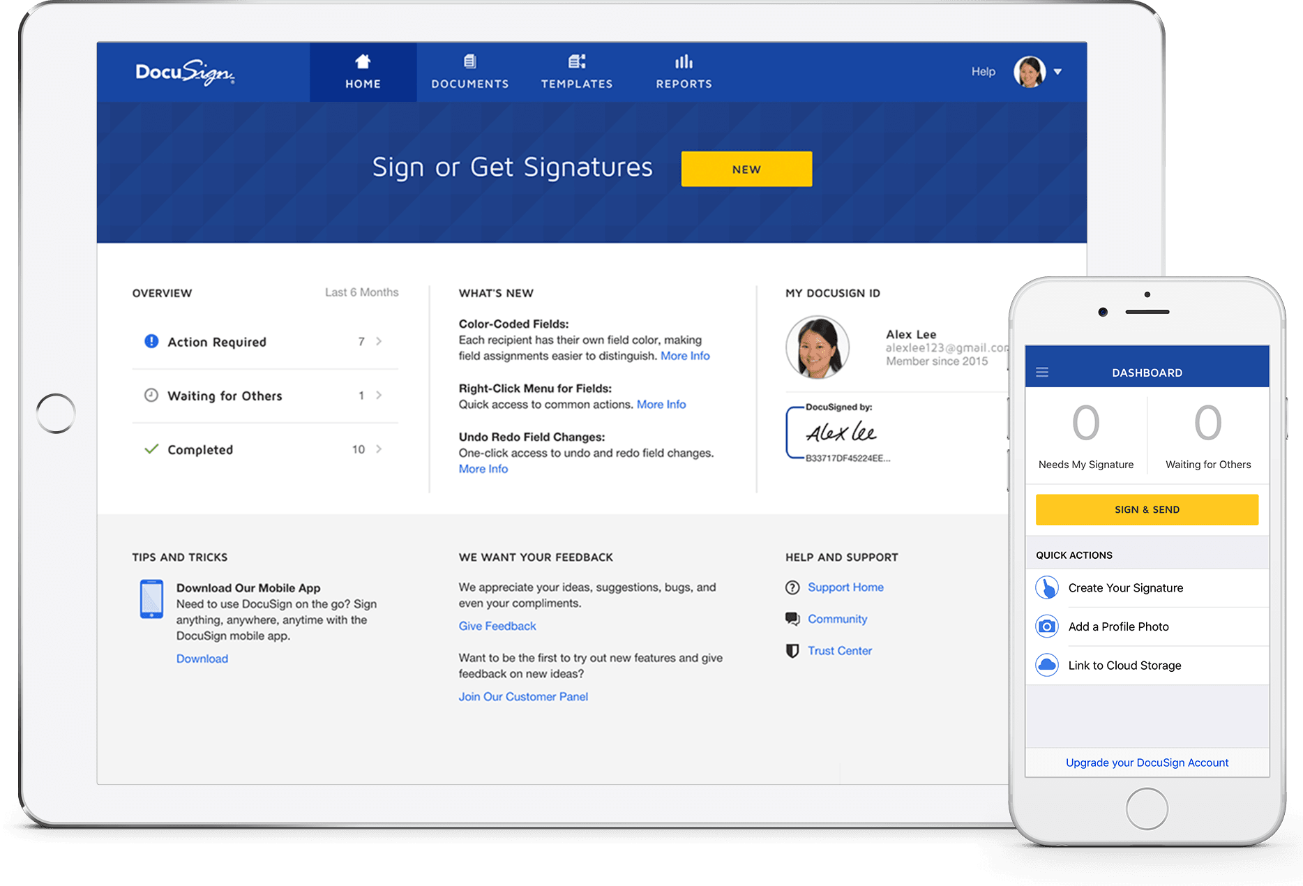 How Adobe and DocuSign Work Together to Make Business Life Easier