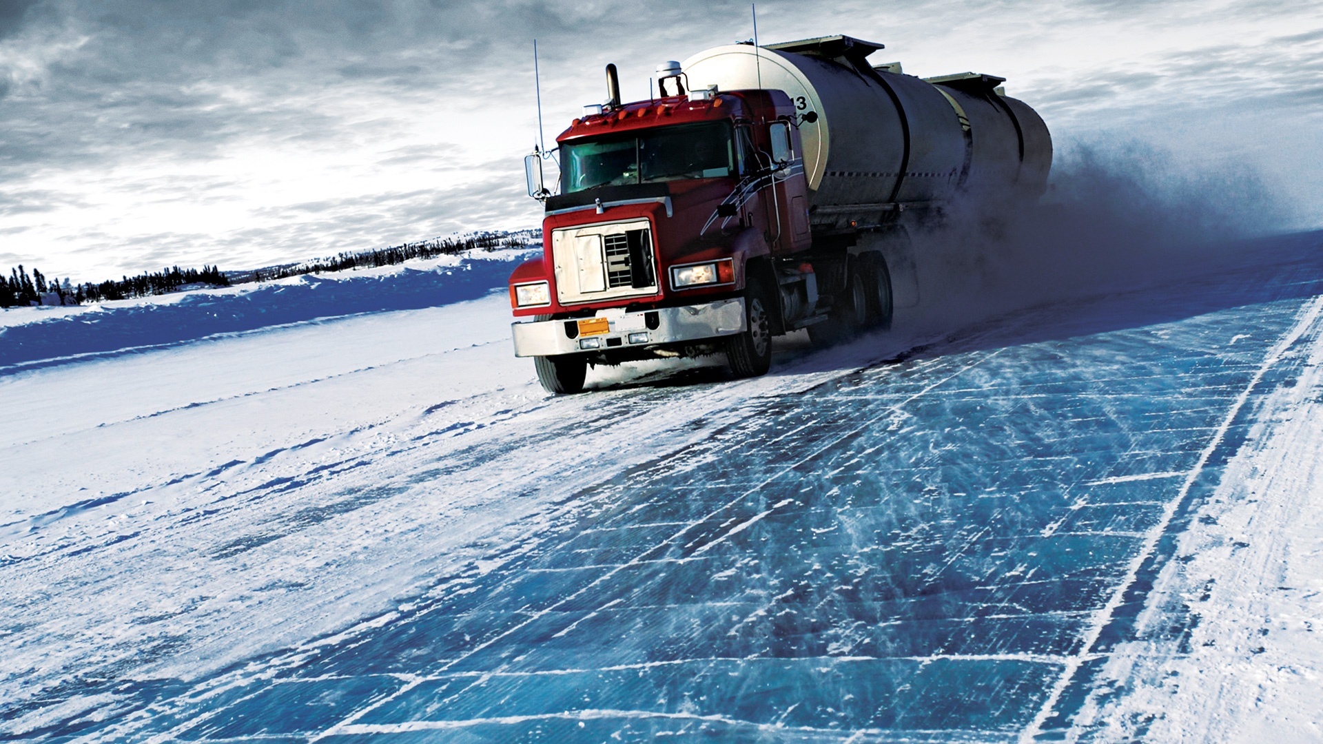 How to Earn Big with Ice Road Trucking